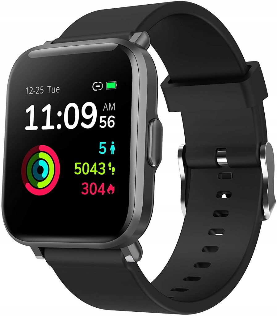GRDE Smartwatch Bluetooth Fitness Tracker 1.3 ''