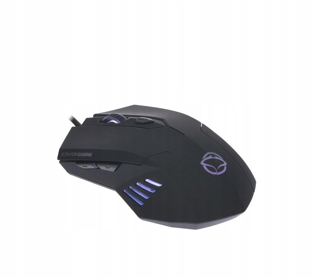 Mysz przewodowa Manta MM783G Gaming z podświetleni