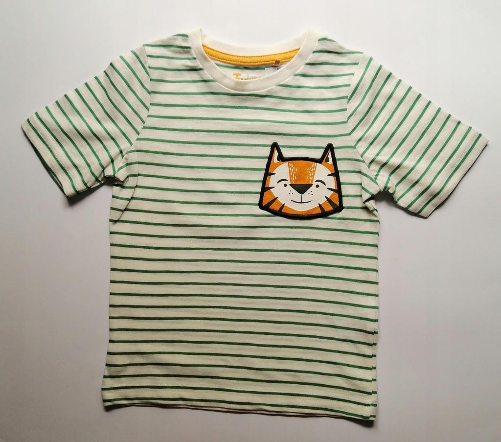 Bluzka koszulka chłopięca 74-80 cm 9-12 m-cy kr114