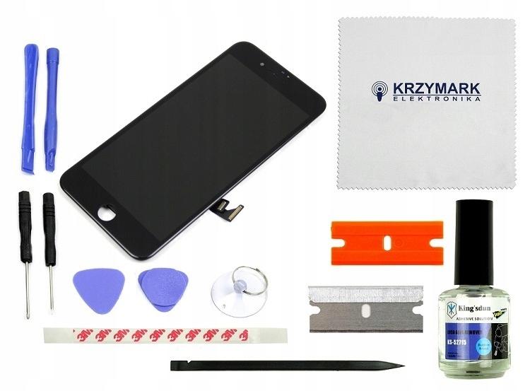 WYŚWIETLACZ DO IPHONE 7 PLUS 7+ NOWY LCD CZARNY