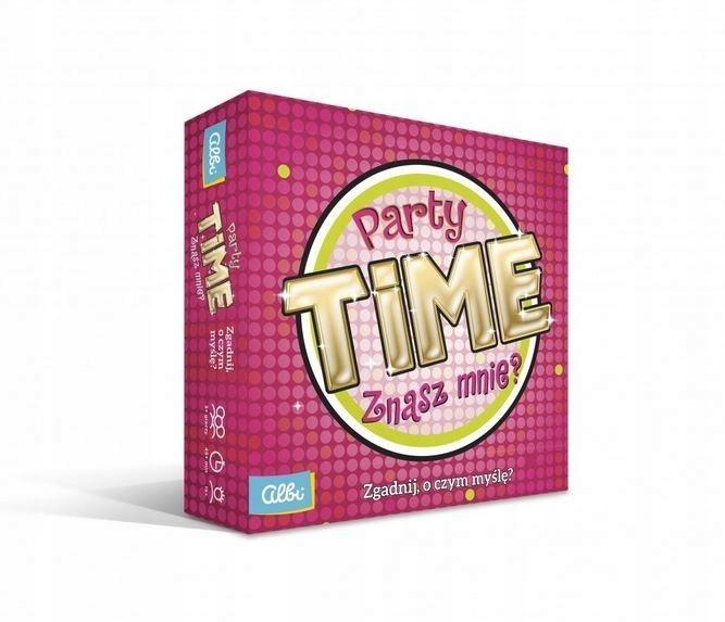 Party Time Znasz mnie