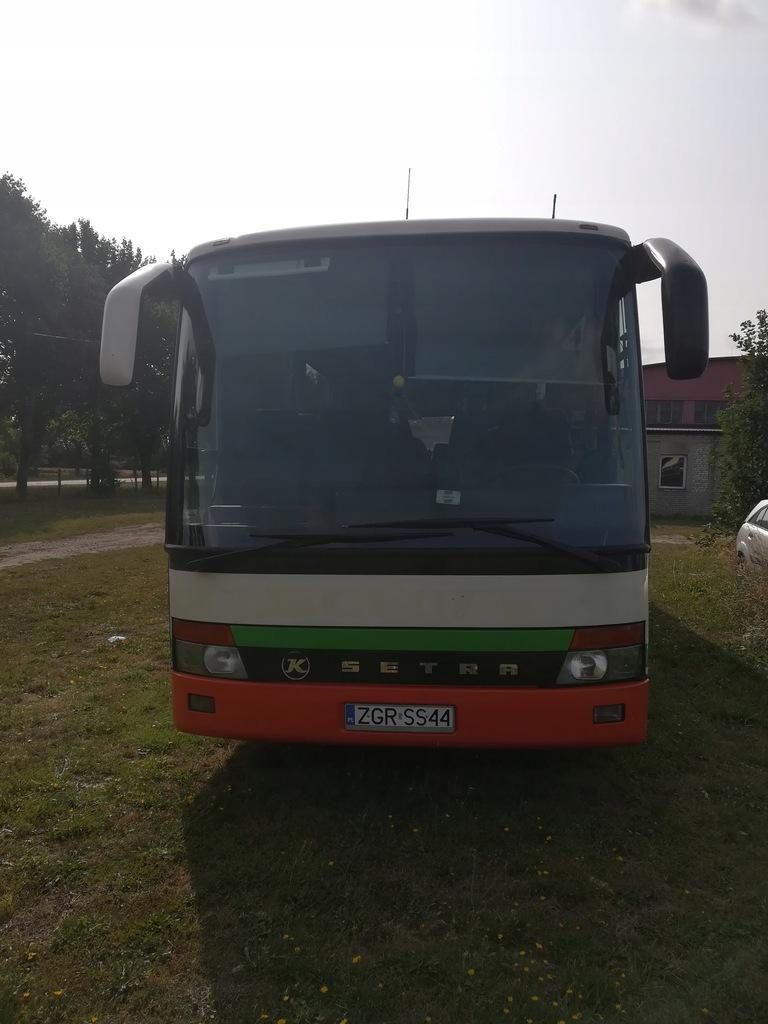 Autobus SETRA Series 315