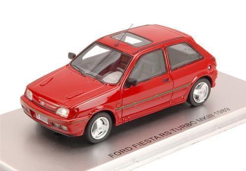 Kess Model Ford Fiesta Rs Turbo Mkiii 1989 Re 1 43 7432097521 Oficjalne Archiwum Allegro