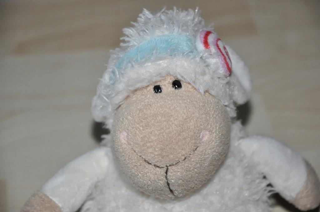 pluszak maskotka śliczna owieczka owca od NICI