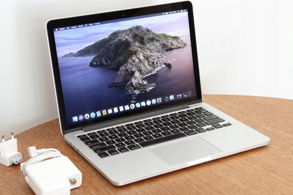 MacBook Pro 13 2,7 i5 16GB 256SSD 2015 55 cykli