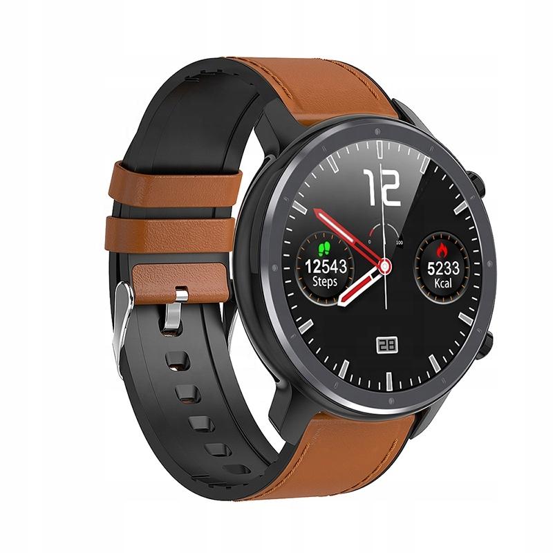 Watchmark Smartwatch Sportowy IP68 O2