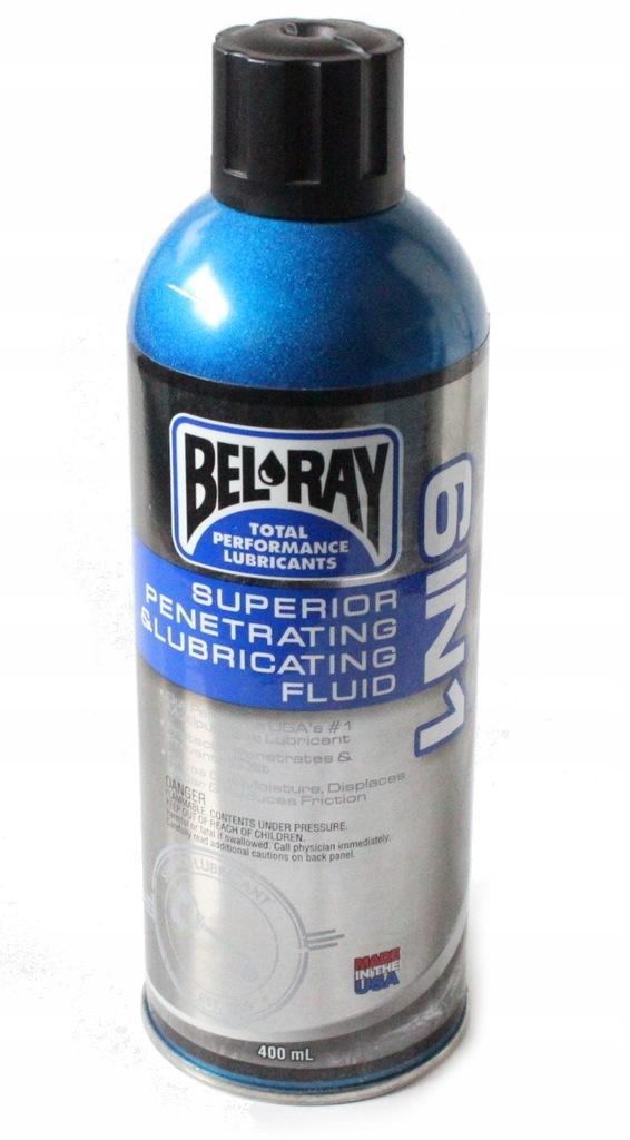 SMAR BEL-RAY 6w1 -- CZYŚCI CHRONI SMARUJE - 400 ml