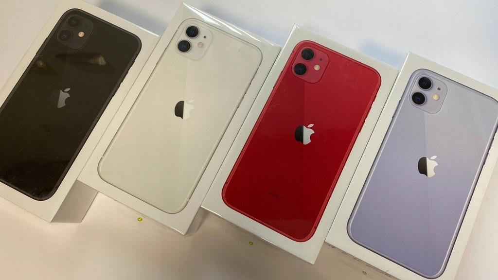 Apple Iphone 11 64GB Czarny Mobile4Ugsm za 2949zł