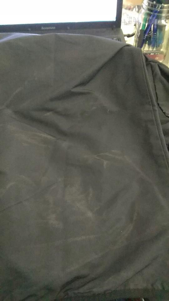 S4539 ADIDAS kurtka wciągana przez głowę męska L