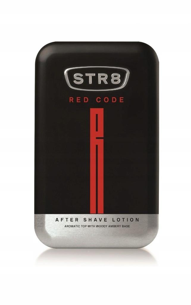 STR 8 Red Code Płyn po goleniu 50ml