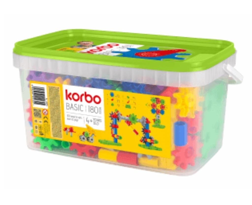 BASIC KLOCKI 180 EL, KORBO