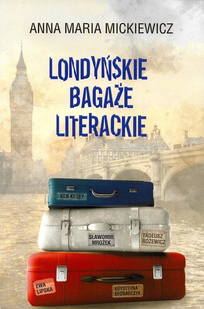 Londyńskie bagaże literackie (A. M. Mickiewicz)