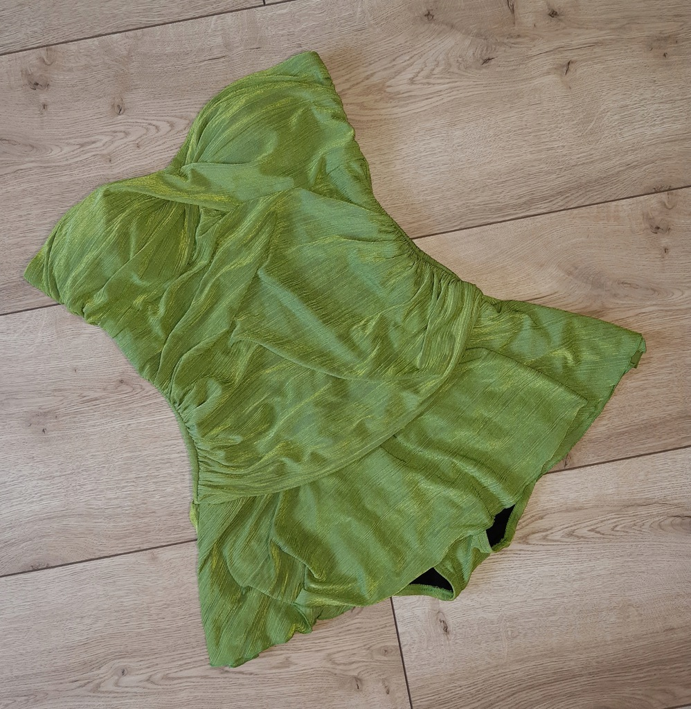White Stag strój kąpielowy zielona sukienka __44