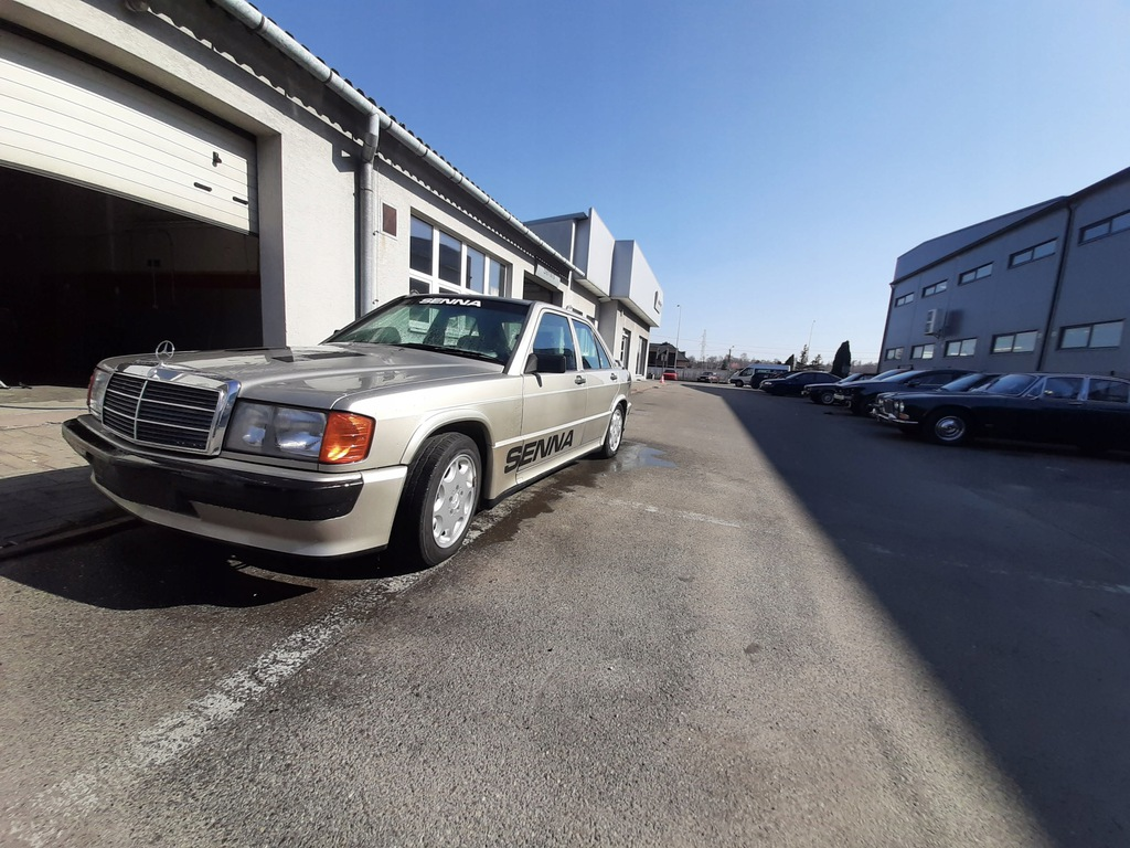 Mercedes-Benz W201 190E COSWORTH, SUPER OKAZJA!!