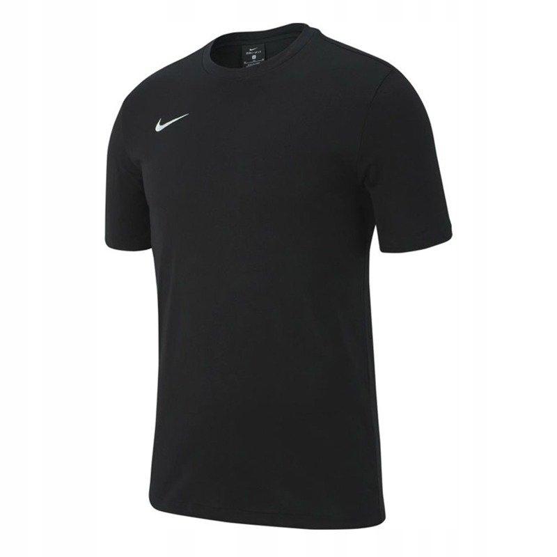 Nike koszulka męska bawełniana czarna Dri-Fit r. L