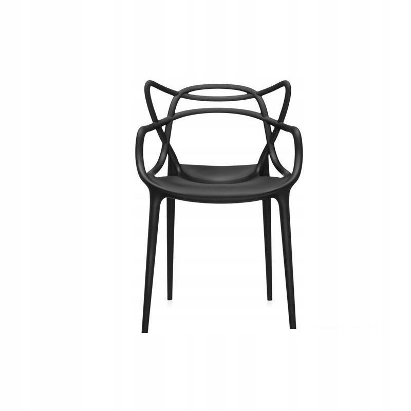 Krzesło Maestro czarne