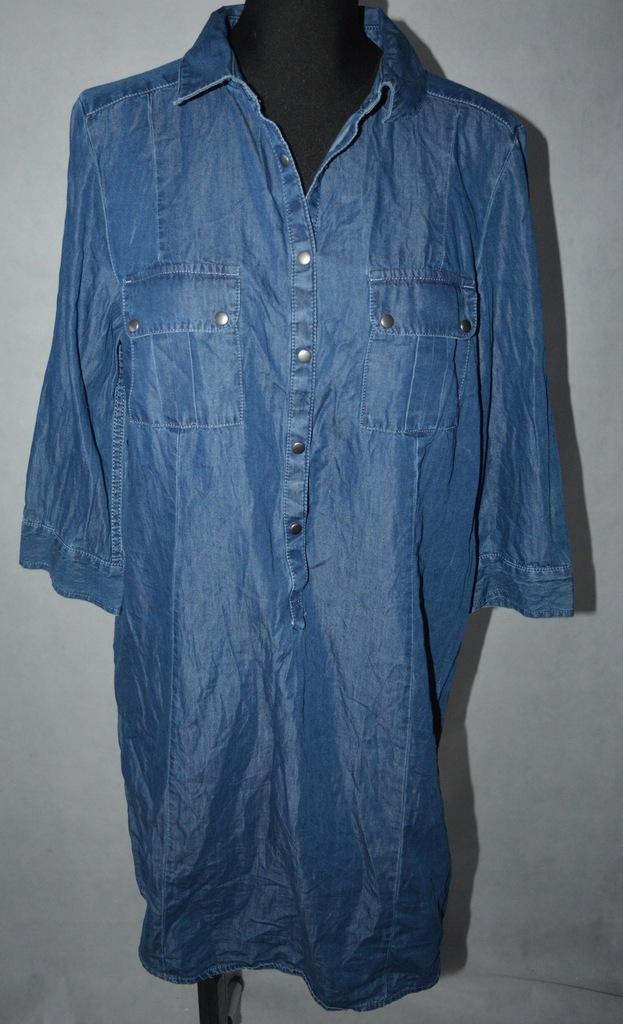 3* Jeansowa sukienka Marks&Spencer 42