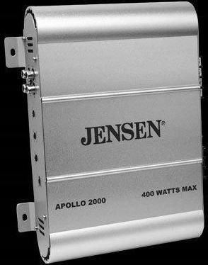 Wzm. samochodowy Magnat Jensen Apollo 2000 400W