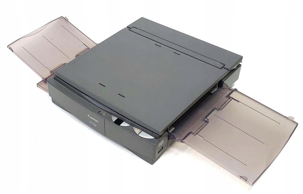 Kserokopiarka FC-224 walizkowa przenośna BCM 1zł