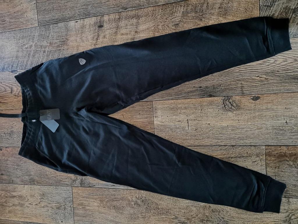 Spodnie dresowe EA7 EMPORIO ARMANI roz L