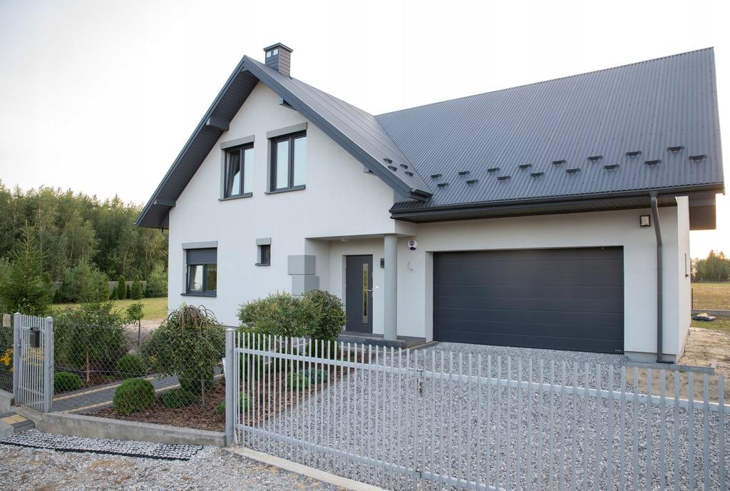 Sprzedam Nowy Wykonczony Dom 40km Od Warszawy 8616216148 Oficjalne Archiwum Allegro