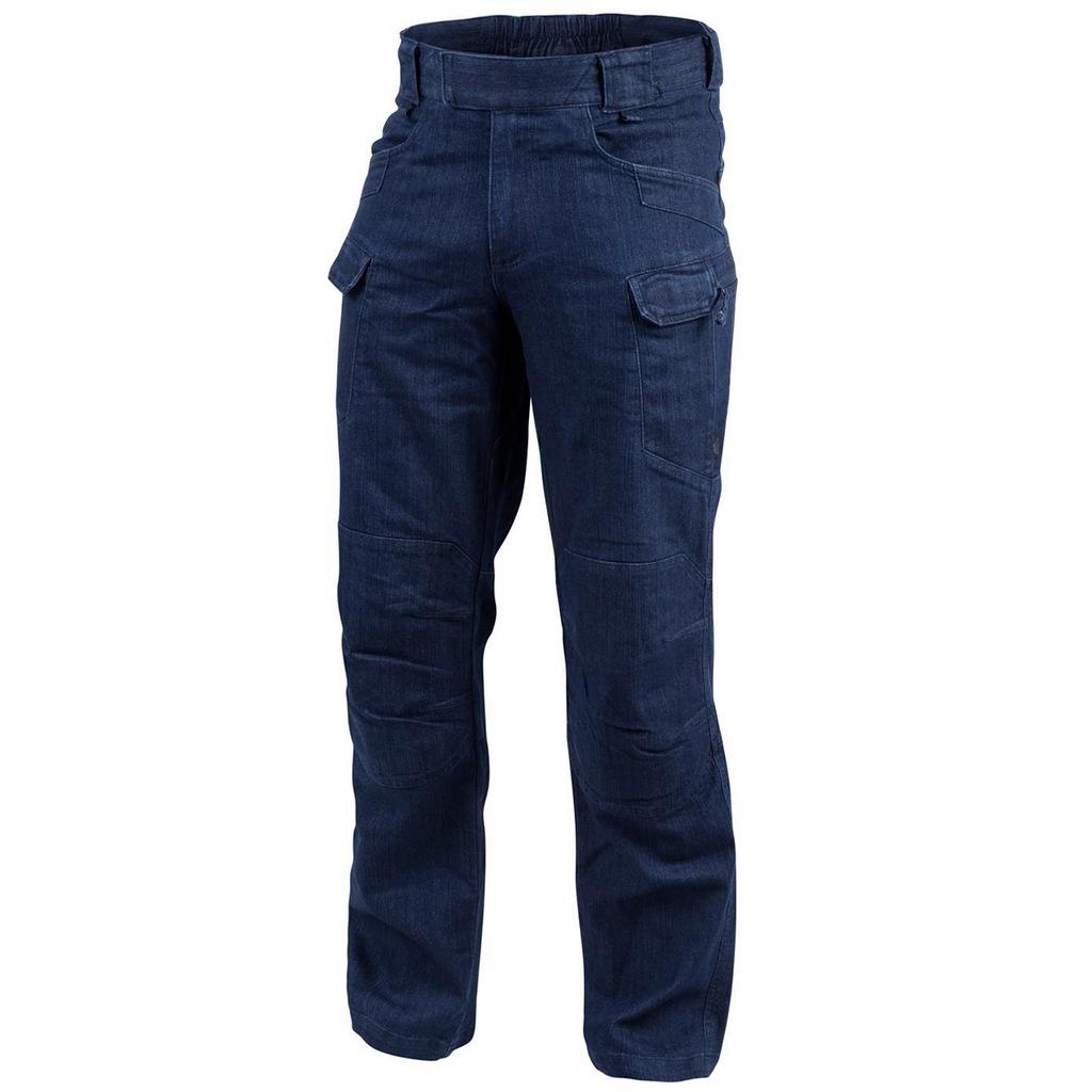 HELIKON Spodnie Taktyczne UTP UTL Denim Blue M L