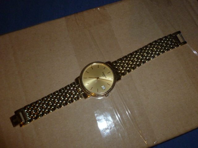 zegarek TISSOT T870/970 OKP-BC DATA