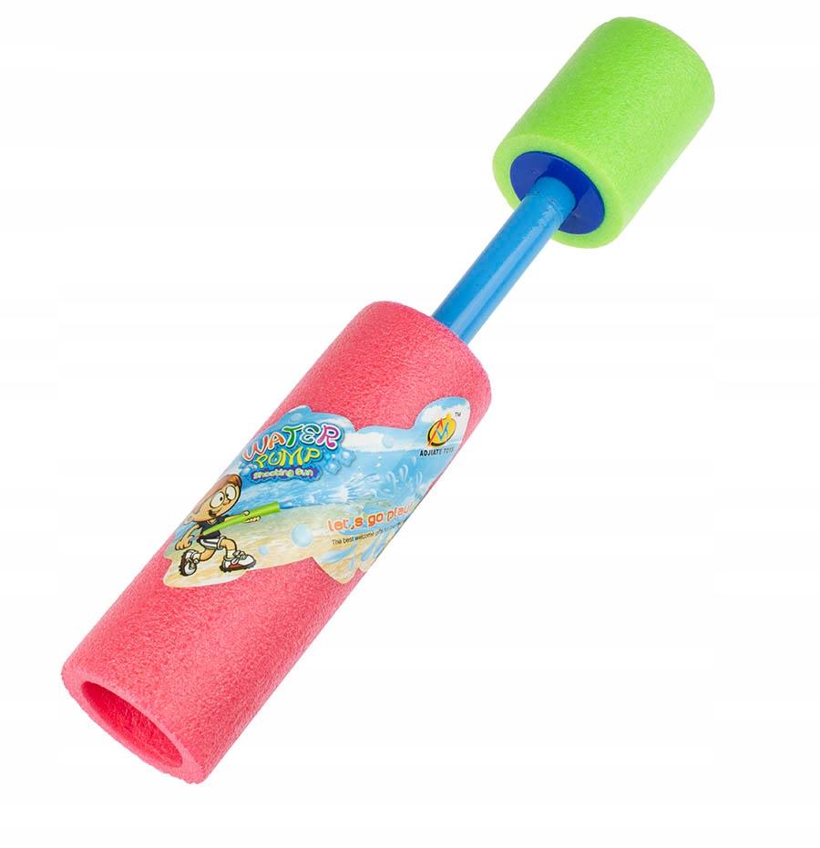 Strzykawka Sikawka piankowa na wodę tuba 20cm