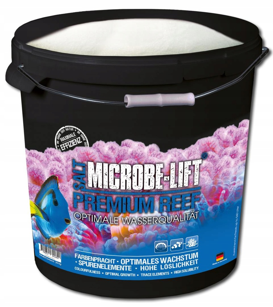 MICROBE-LIFT PREMIUM REEF SALT 10KG