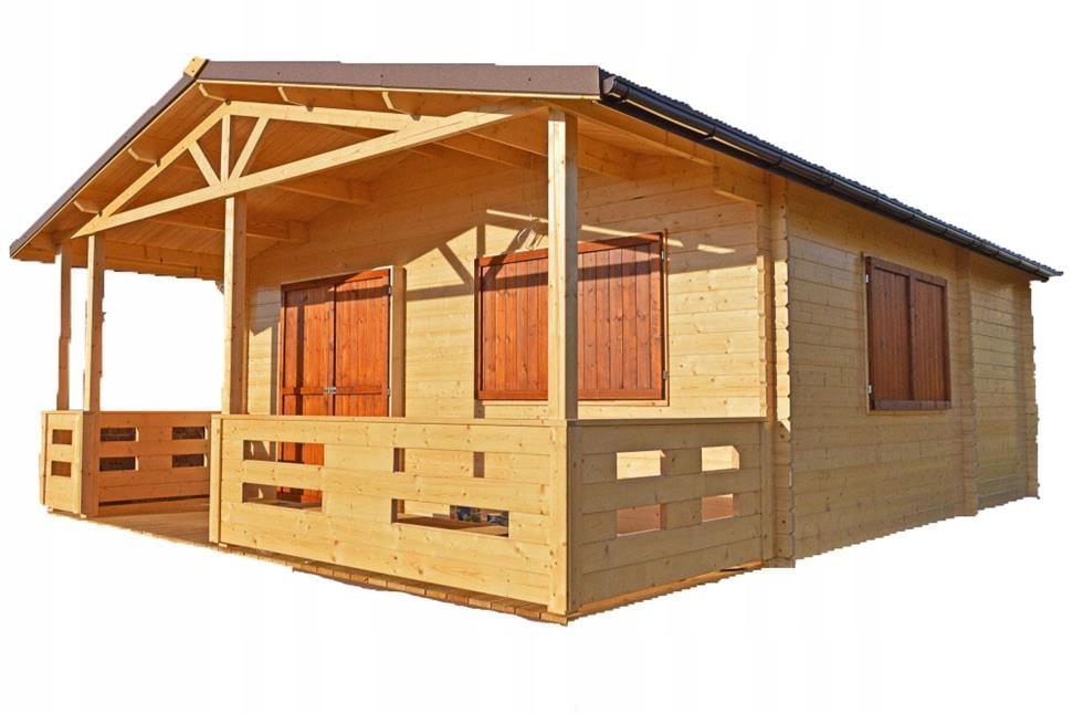 Domek Letniskowy Lena 600x800