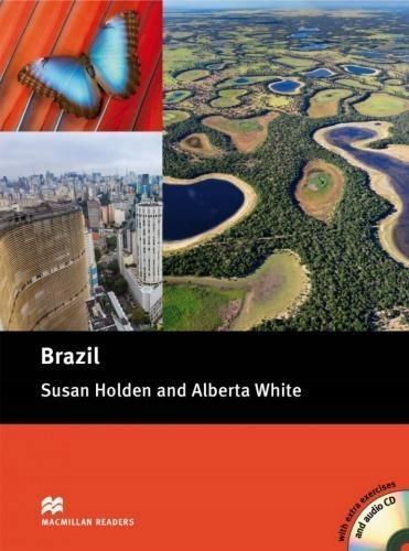 MACMILLAN CULTURAL READERS. BRAZIL + CD