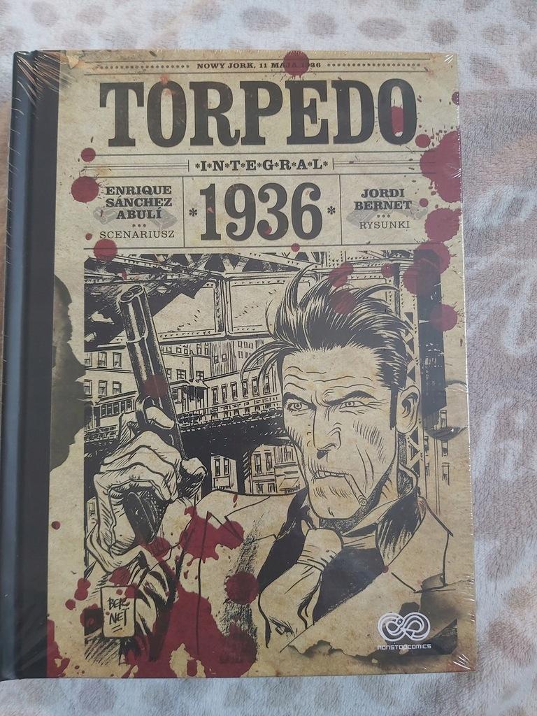 KOMIKS Torpedo 1936