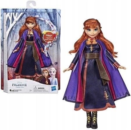 Hasbro Frozen Kraina Lodu 2 Lalka Anna E6710