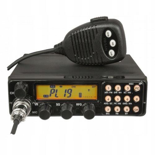 CB Radio YOSAN JC 850 AM/FM