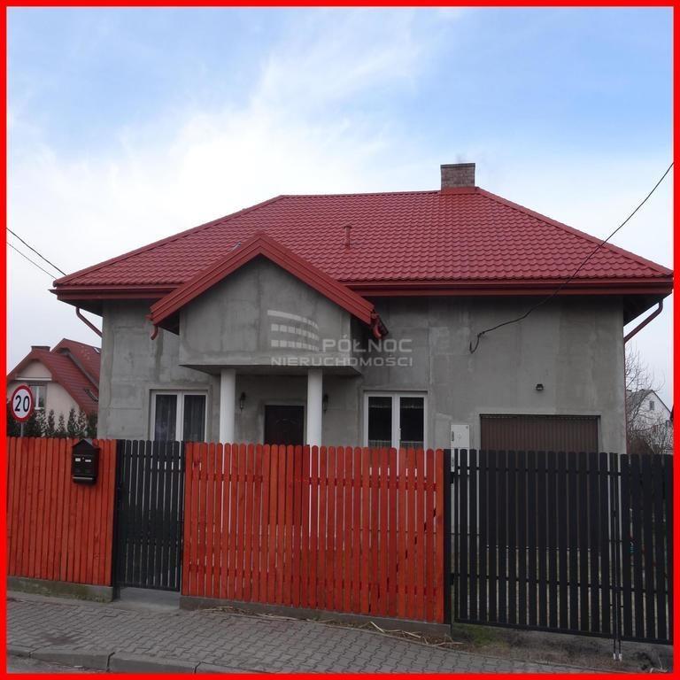Dom, Różan, Różan (gm.), Makowski (pow.), 87 m²