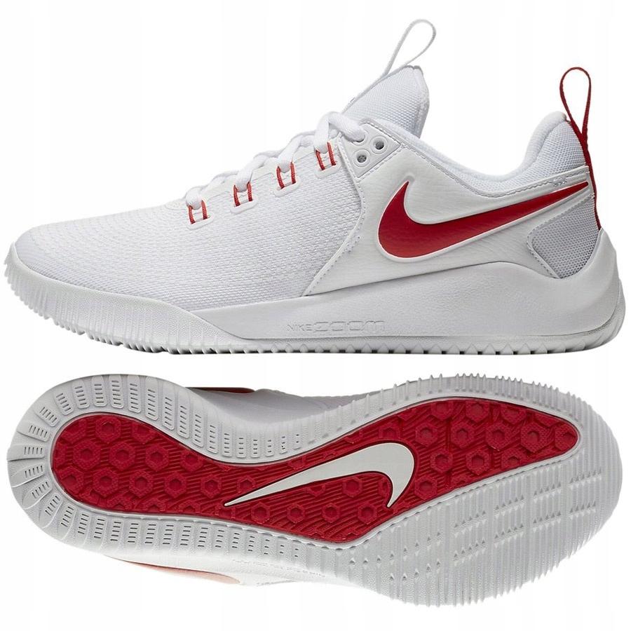 Buty siatkarskie Nike Air Zoom Hyperace 46 biały!