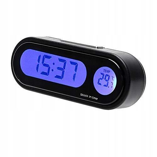 RUNGAO 12V LCD samochodowy automatyczny cyfrowy te