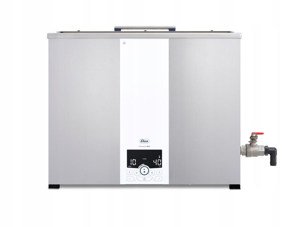 Medyczna myjka ultradźwiękowa MED 40,3 L NOWOŚĆ