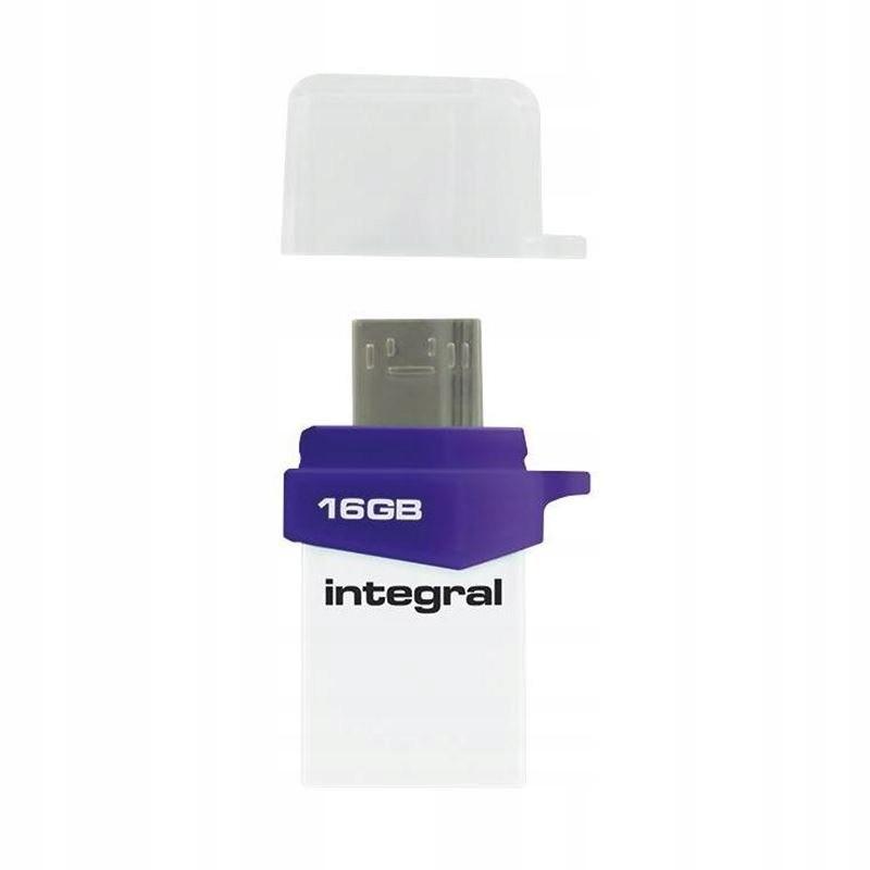 Integral Micro Fusion Flash Drive - Podwójny Pendr