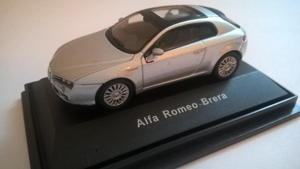 1:72 Cararama Alfa Romeo Brera
