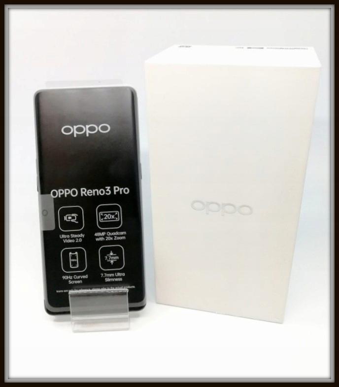 Smartfon Oppo RENO 3 Pro komplet nterLOMBARD