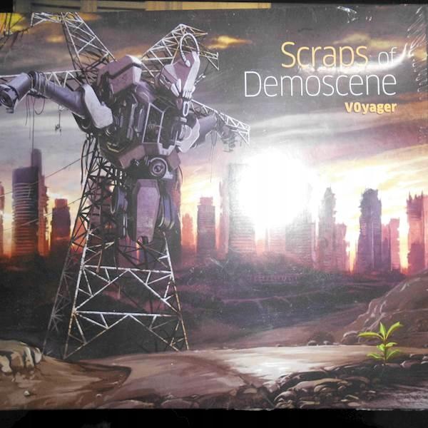 Scraps of Demoscene - VOyager CD album