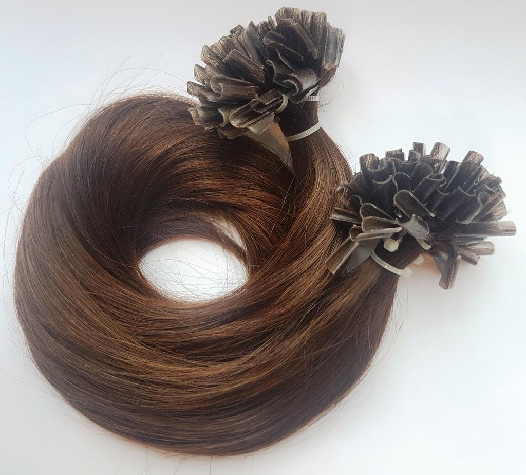 Włosy naturalne 100% REMY europejskie 65cm #2