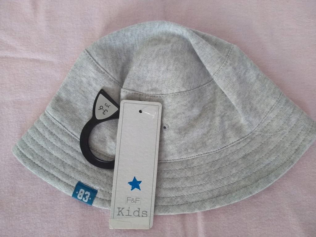 Czapka, kapelusz F&F, 3-6lat