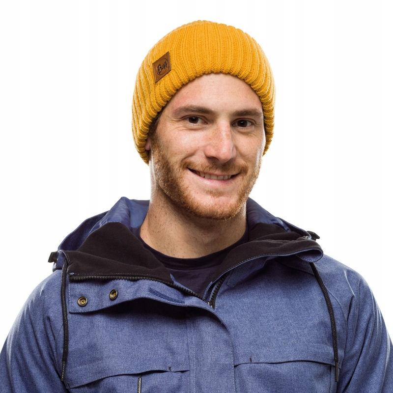 Czapka Zimowa Buff Knitted Hat Rutger OCHER