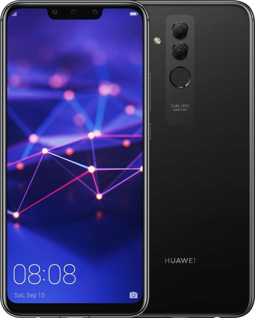 IGŁA Huawei Mate 20 Lite LTE Dual SIM Black