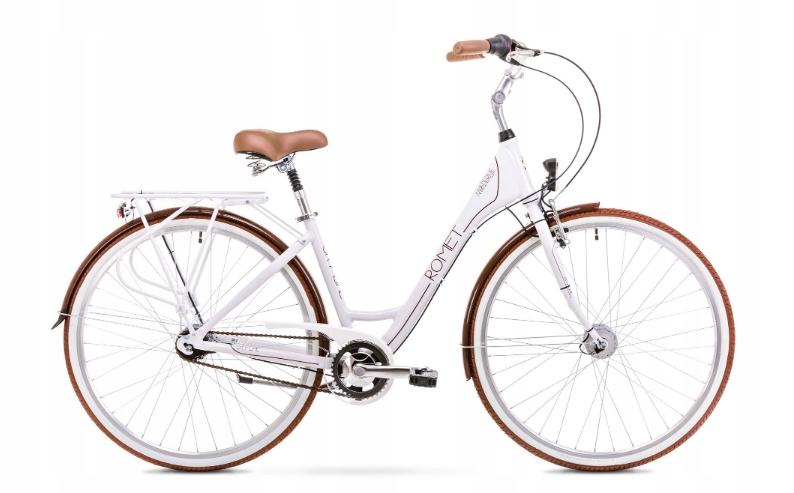 "ROMET MODERNE 7 rower miejski 19"""
