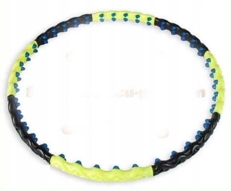 Odchudzające Hula-Hop z masażerem 110 cm MOVIT