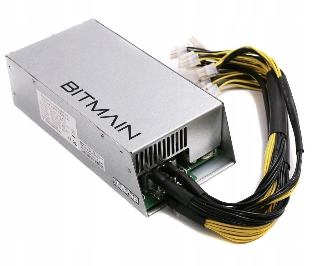 [Nowy] Bitmain AntPower APW3++ 1600W!