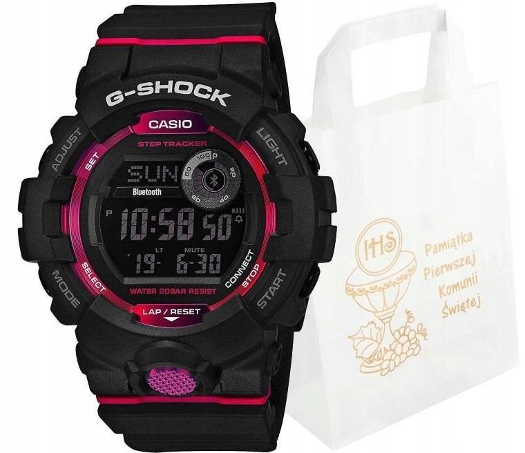 Zegarek G-SHOCK NA KOMUNIĘ dla chłopca CASIO SMART